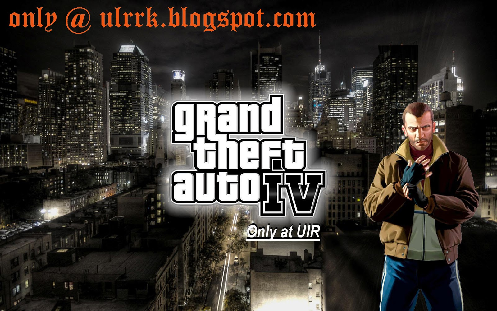 Gta 4 ( Highly compressed in only 3 MB ) – mayurtechx